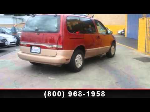 1996 Mercury Villager Wagon - Used Hondas USA - Bellflower,