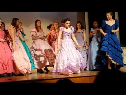 Stepsister's Lament from Cinderella