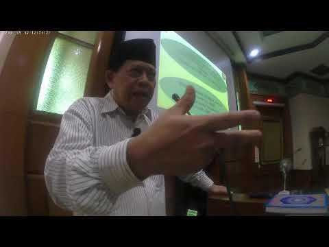 Talim Selasa (12 September 2017) Kombes Pol (Purn) DR  H  Yahya Agil, MA