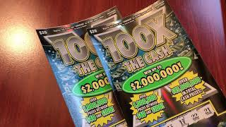 Happy Easter! $20 100X the Cash - Michigan Lottery - 4/21/19