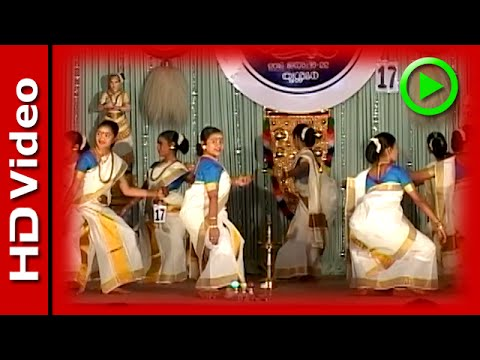 Thiruvathirakali 10 - 52nd Kerala School Kalolsavam - 2012 Thrissur