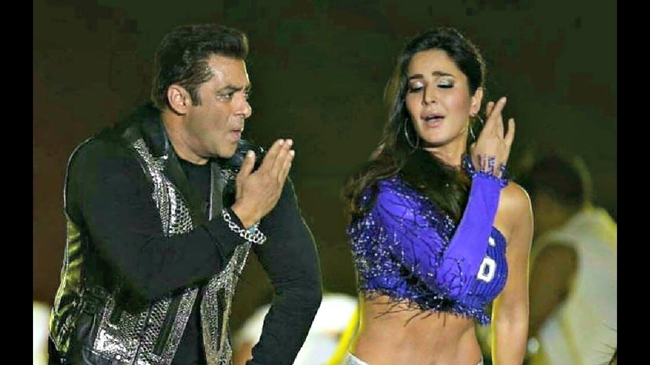 Katrina Kaif And Salman Khan Dance Performance At Isl 2017 -3933