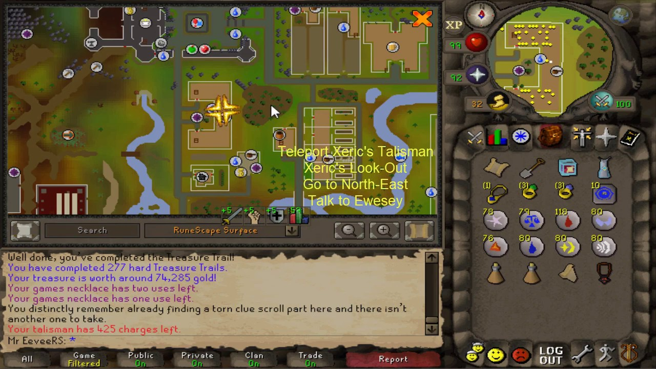 This place sure is a mess - Old School Runescape - YouTube