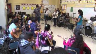 Little Kids Rock Teacher Jose Vergara Transforms Kids' Lives!