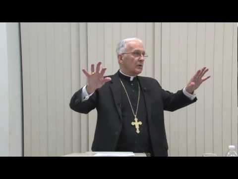 Bishop Dale Melczek: Vatican II: Its Vision of the Church & Parish