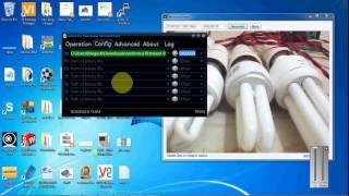 Esp8266 esp-12 web server based electrical control