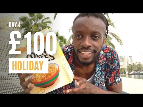 Day 4 - The £100 Holiday In Spain
