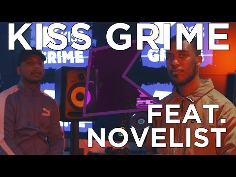 Novelist Freestyle + Chat | KISS Grime with Rude Kid