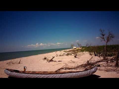 Почти Бали. На косе Приморско- Ахтарск