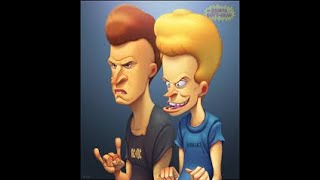 Beavis & Butthead - clips from Sign Here, Customers Suck, Balloon