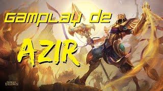 [FR] Gameplay de Azir