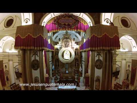 Glorioso Mes del Santo Rosario, la Consagrada y Coronada Imagen de la Patrona de Guatemala