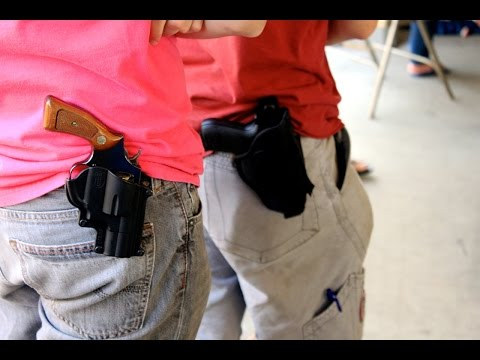 Open Carry - Good Idea or Not?