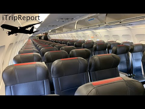 American A320 First Class Review