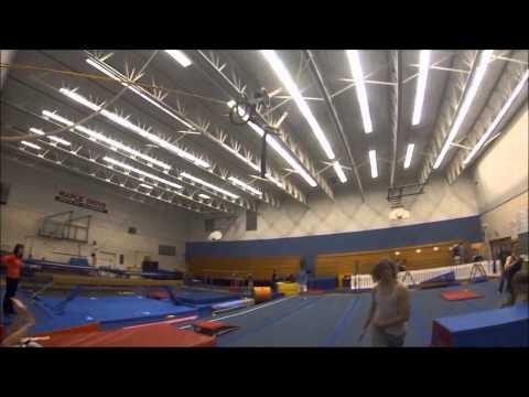 A Day At Quesnel Technics Gymnastics Club