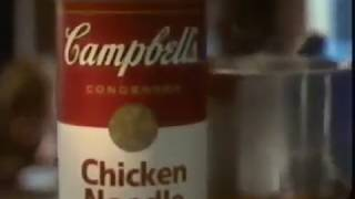 Campbell's Chicken Noodle Soup Ad- Snowman (1999)