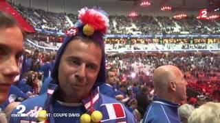 L'aventure de la Coupe Davis vue de l'intérieur