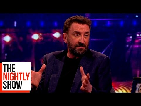 Lee Mack Gets in Trouble for the Sex Scenes in His Sitcom