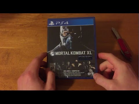Mortal Kombat XL - PS4 - YouTube