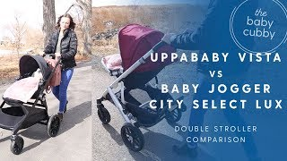 Baby Jogger City Select Lux vs…