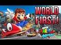 Super Mario Odyssey's Biggest Barrier Broken!