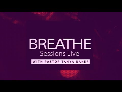 Breathe Sessions Live: Becoming The Bishop's Wife TIC TV!
