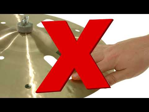 How To Protect Your Cymbal Investment
