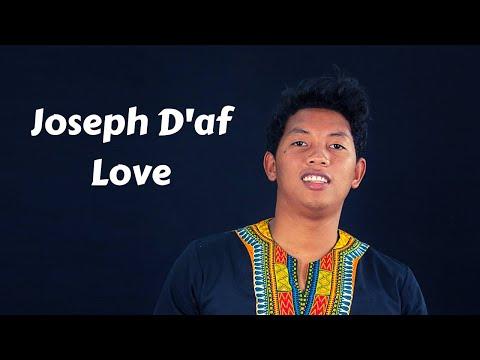 Joseph D'af - Love Lyrics/Tononkira