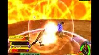 "Kingdom Hearts Birth by sleep - Final boss ""lingering sentiment Vs terranort"""