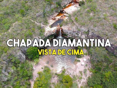 CHAPADA DIAMANTINA | VISTA DE CIMA | PIATÃ -INUBIA- BAHIA | DRONE - DJI SPARK | 4 CANTOS 4 ESTAÇÕES