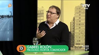 """Gabriel Rolón: ''Nadie se acuerda que Macri ganó las elecciones estando procesado"""""""