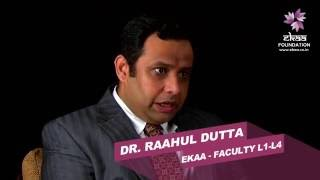 EKAA Foundation's Hypnotherapy L1 to L3 in Houston, USA: by Dr. Raahul Dutta (15th-28th Oct 2016) Video