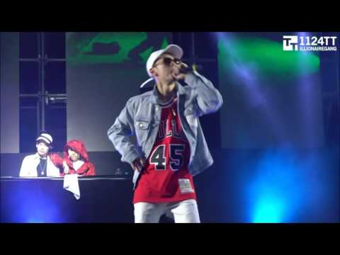 170610 PRIME TIME - The (Dok2 & The Quiett LIVE IN TAIPEI 2017 )