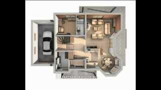 видео Зарубежные проекты домов и коттеджей