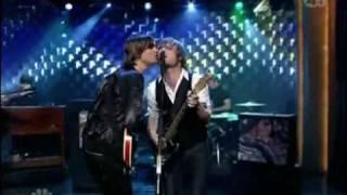 Mando Diao - Long Before Rock'n'Roll (Live @ Conan O'Brien 2007)