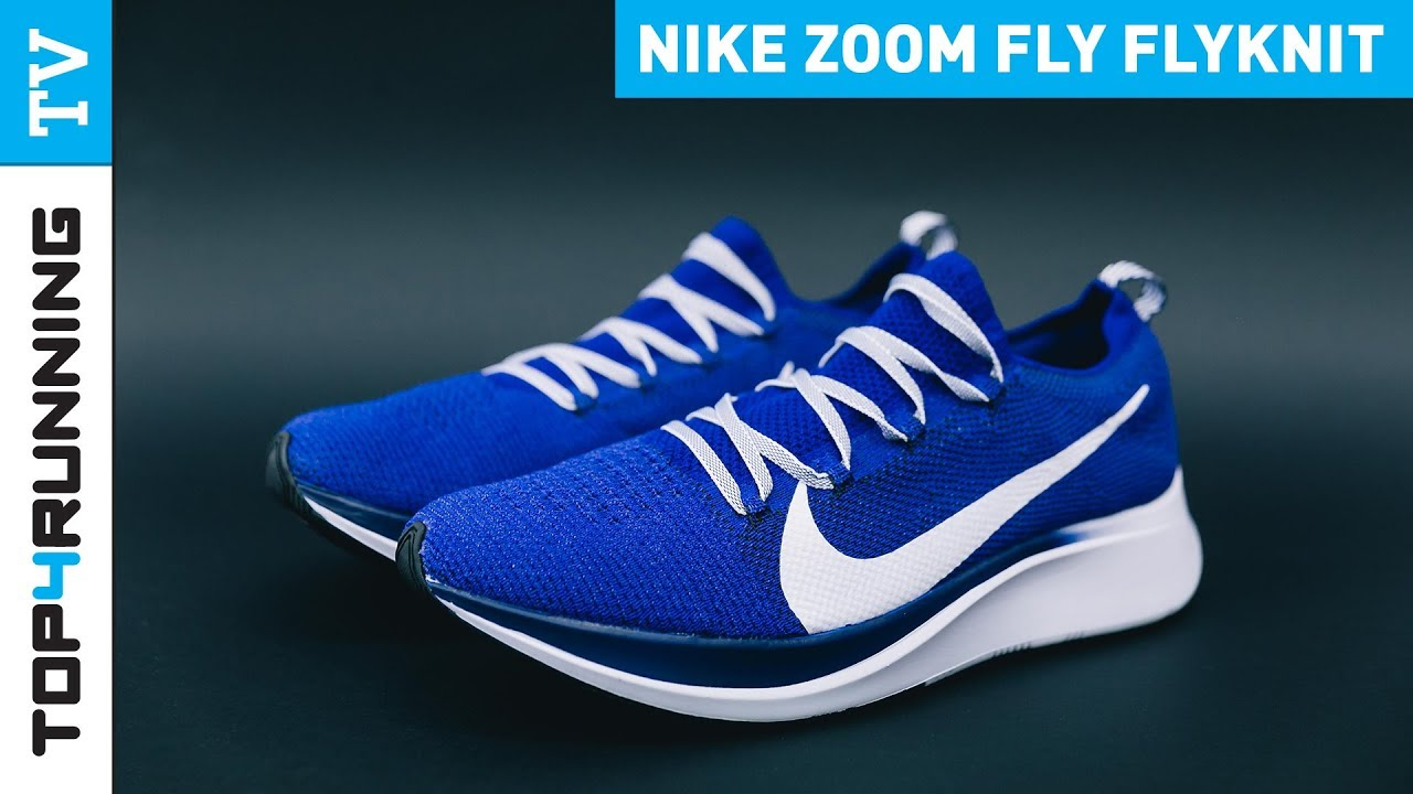 9c6e15c47176 🛬 Nike Zoom Fly Flyknit UNBOXING TOP4RUNNING TV - YouTube
