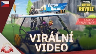 Virální Video w/ J1nys a Roman Straka - Fortnite Battle Royale CZ
