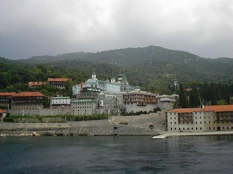 Mount Athos (Holy Mountain) - Greece