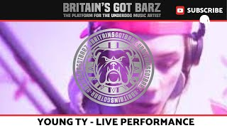 Young Ty & The Grime Violinist BRITAIN'S GOT BARZ PERFORMANCE LIVE ON PULSE88 RADIO