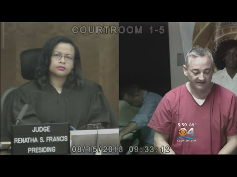 Federal Judge Arrested In Miami-Dade
