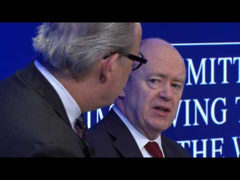 Davos 2017 - Strategic Update: The Future of Finance