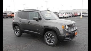 2018 Jeep Renegade Latitude 4X4 For Sale Dayton Troy Piqua Sidney Ohio | 28273T
