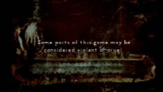 Silent Hill 4: The Room Playstation 2 Demo Part One