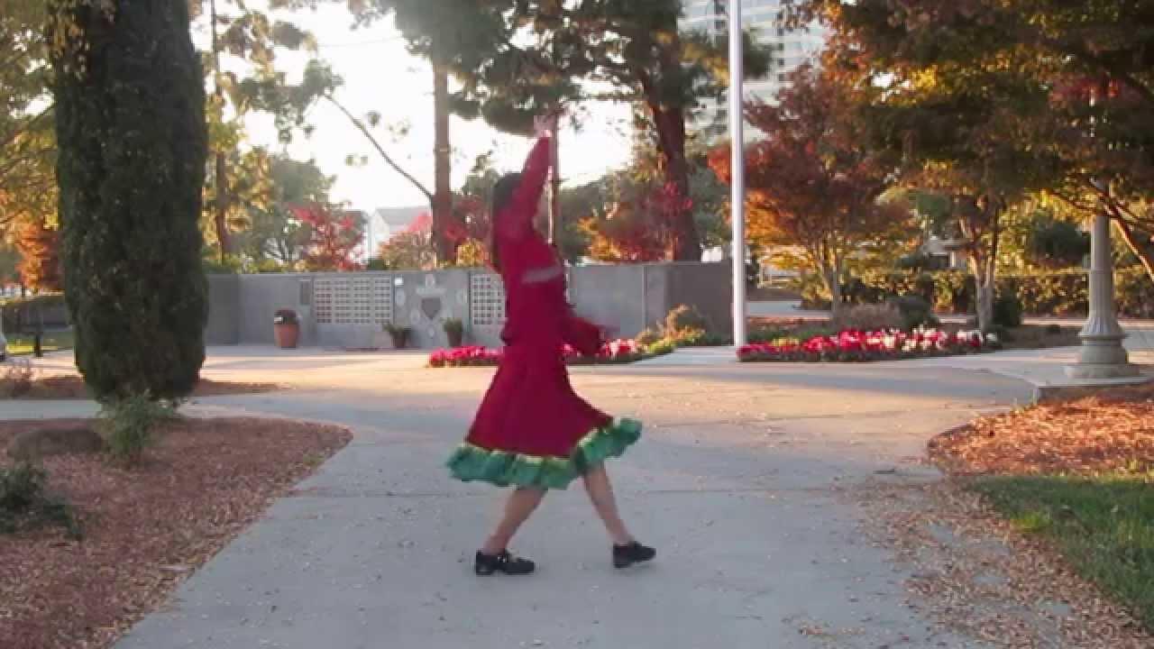 广场舞草原绿了_草原绿了 背面 San Francisco Chinese Line Dance 三藩市鳳凰飛健舞社 - YouTube