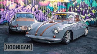 [HOONIGAN] DTT 173: Outlaw Porsches and the Chevy Gasser Gets Prepped for Mooneyes