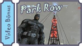 Batman Arkham Origins - Vídeo Bônus (Torre GCR Park Row) - Dublado PT-BR