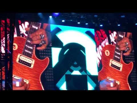 Guns N Roses Mr.Brownstone Vancouver 2017