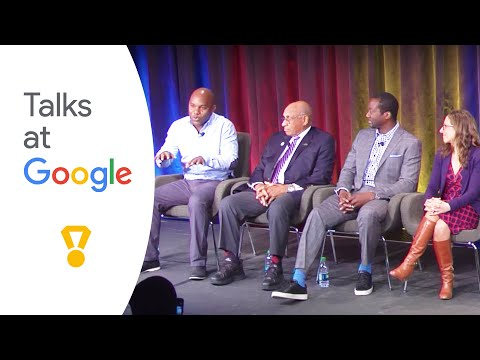 Kwame Damon Mason, Willie O'Ree, Anson Carter, and Jessica Berman: 'Soul on Ice' | Talks at Google
