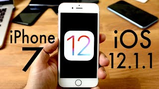 iOS 12.1.1 OFFICIAL On iPHONE 7! (Review)