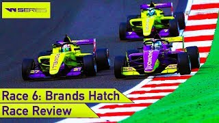 W Series Race 6 Brands Hatch  Review